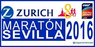 Marathon de Zurich de Séville 2016
