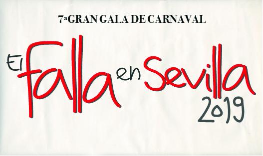 El Falla in Seville 2019