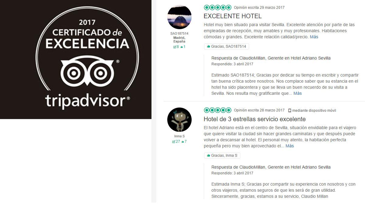 hotel en el centro de Sevilla