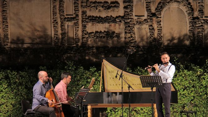 Programming of Concerts in the Alcázar de Sevilla