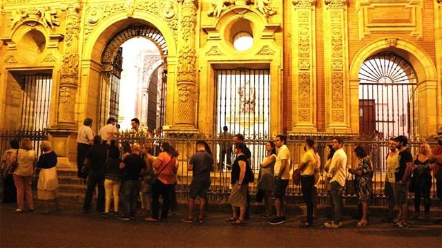 La Noche en Blanco de Sevilla 2018