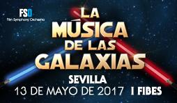 La Música de las Galaxias en concierto en Fibes