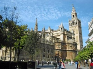 Seville, the eighth Wonder of the World?