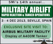 Conference of Military Airlift in Seville