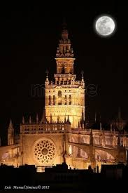 Museums's White night in Seville