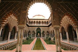 L'Alcázar di Siviglia riceve Gioco di Troni nel mese di ottobre