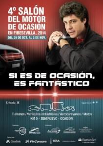 4° Motor Show torna a Siviglia