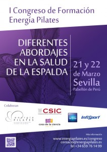 I Congress of formation energy Pilates in Seville